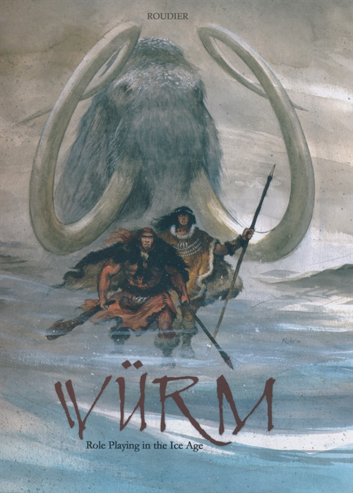 Würm - Roleplaying in the Ice Age - Core Rulebook